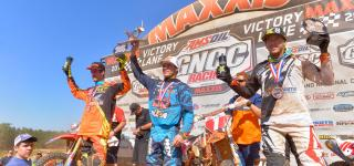 Russell Dominates VP Racing Fuels Big Buck GNCC and Claims Overall Win