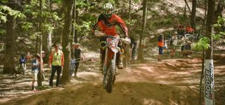 Russell and Strang Head to Inaugural CST Tires Camp Coker Bullet GNCC Tied In National Championship Standings