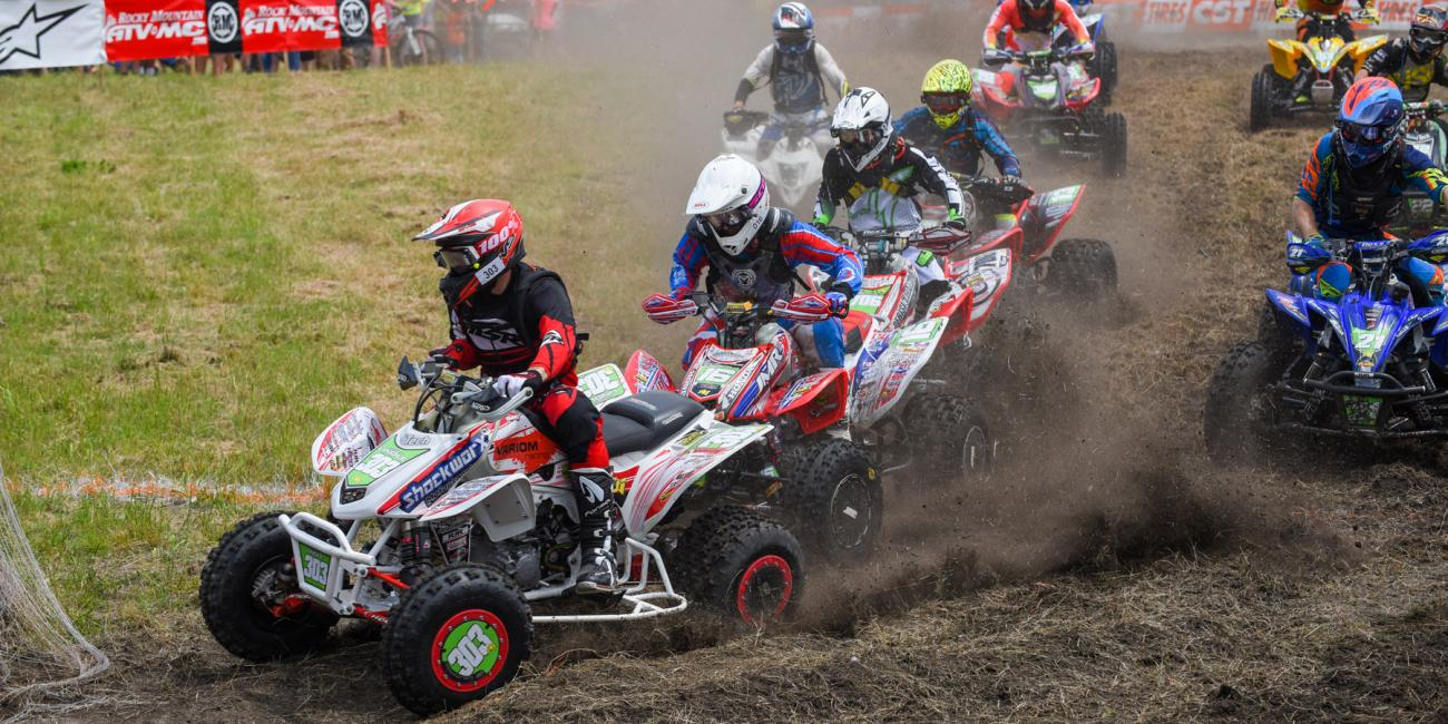 Photo Gallery: Camp Coker Bullet Afternoon ATVs
