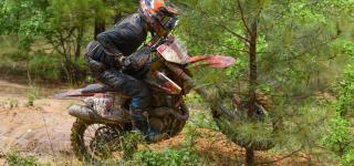 Russell Aims to Claim Limestone 100 GNCC Overall Win