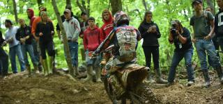 Russell and Strang Prepare to Battle at The Wiseco John Penton GNCC