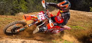 Racer Productions Celebrates Charlie Mullins at The Wiseco John Penton GNCC