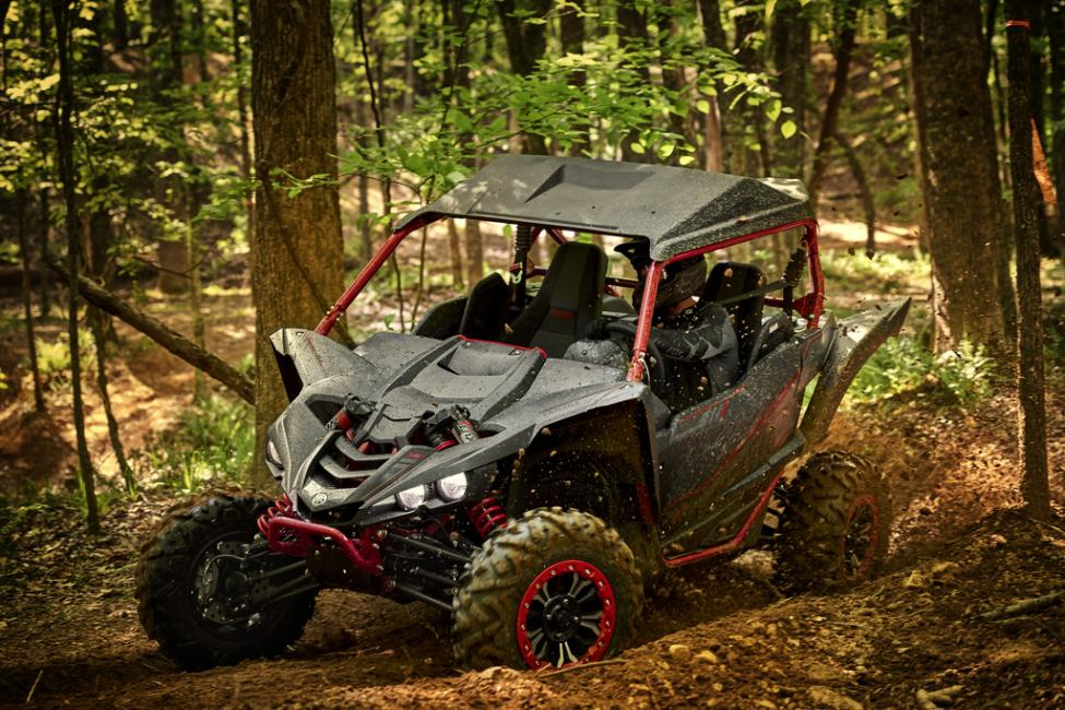 Yamaha Announces All New 2017 Atv And Side By Side Models