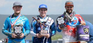Fowler Wins Second Annual Dunlop Tomahawk GNCC With a Commanding Lead