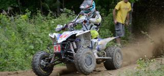 Walker Fowler Leads the Way into 10th Annual AMSOIL Snowshoe GNCC