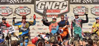 Kailub Russell Continues His Quest for the National Championship With Rocky Mountain ATV/MC Mountaineer Run GNCC Win