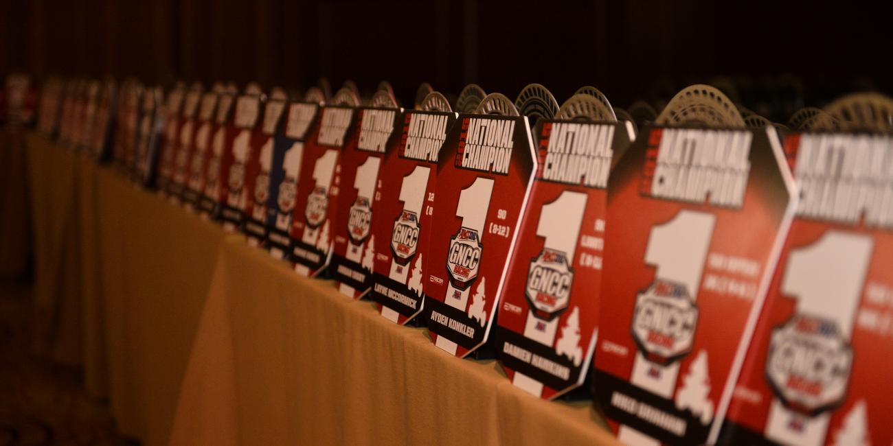 Grand National Cross Country Series Announces 2016 Awards Banquet