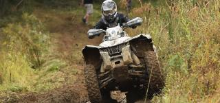 Photo Gallery: Mountaineer Run Morning ATVs