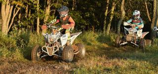 Photo Gallery: Mountaineer Run Youth ATVs