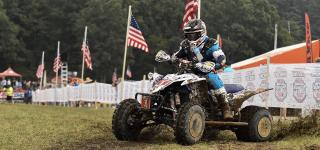 Walker Fowler Looks to Secure Second National Championship At Polaris Ace Powerline Park GNCC