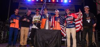 2016 ISDE World Trophy Presentation at Ironman GNCC