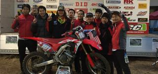 Trevor Bollinger Caps off 2016 Championship Season with AAGP Win in Japan