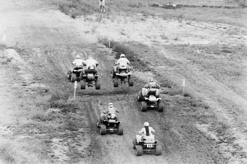 And here's a cool pic from the 1994 Burr Oaks GNCC. Today, you know Burr Oaks at The John Penton GNCC!