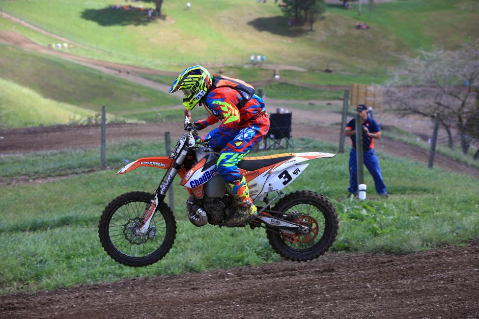 Brewer started his racing career in motocross but made the transition to off-road in 2014.
