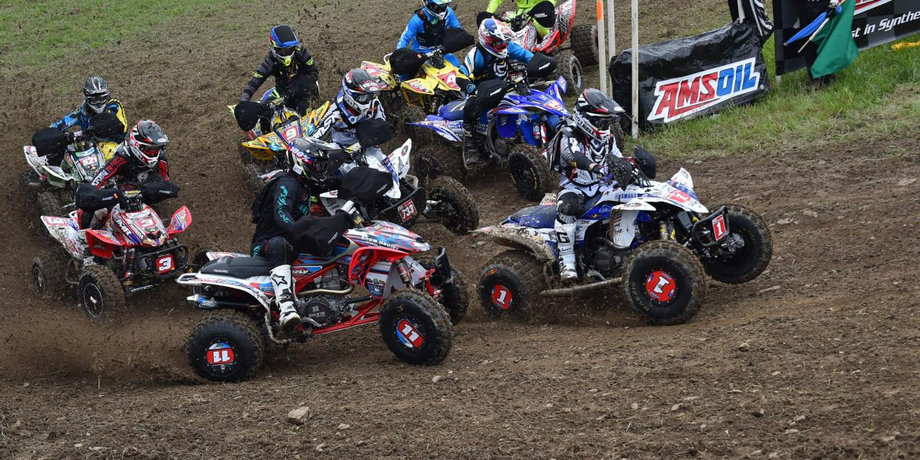 NBCSN Television Schedule Announced for 2017 AMSOIL GNCC Season