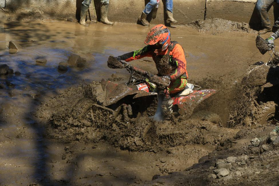 Dustin made the switch to GNCC Racing in 2009 after spending a number of years racing motocross on both ATVs and bikes.