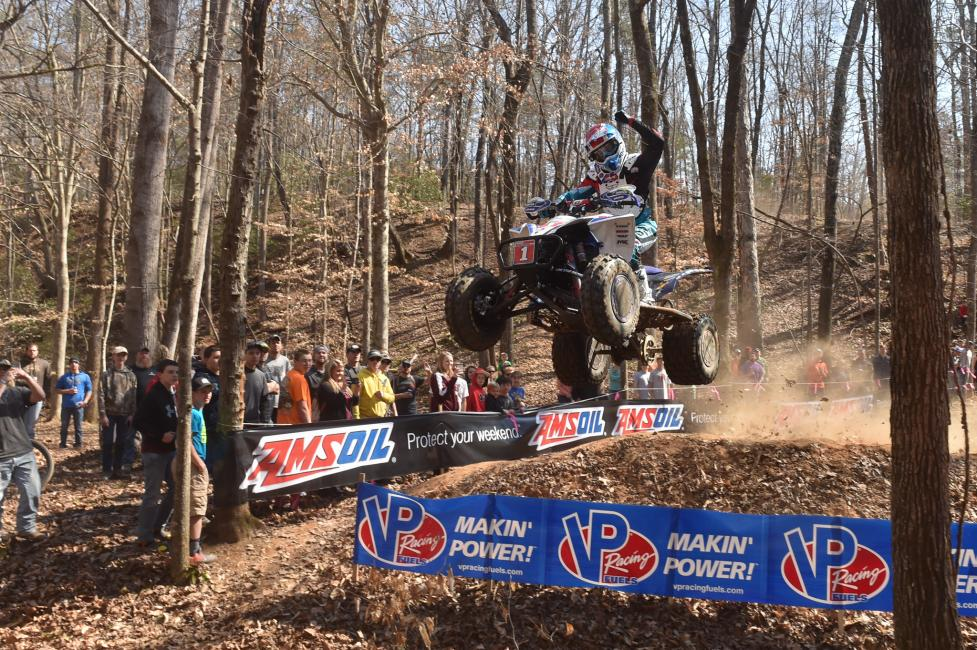 Two-time GNCC Champion, Walker Fowler, started off the 2017 season with another win.