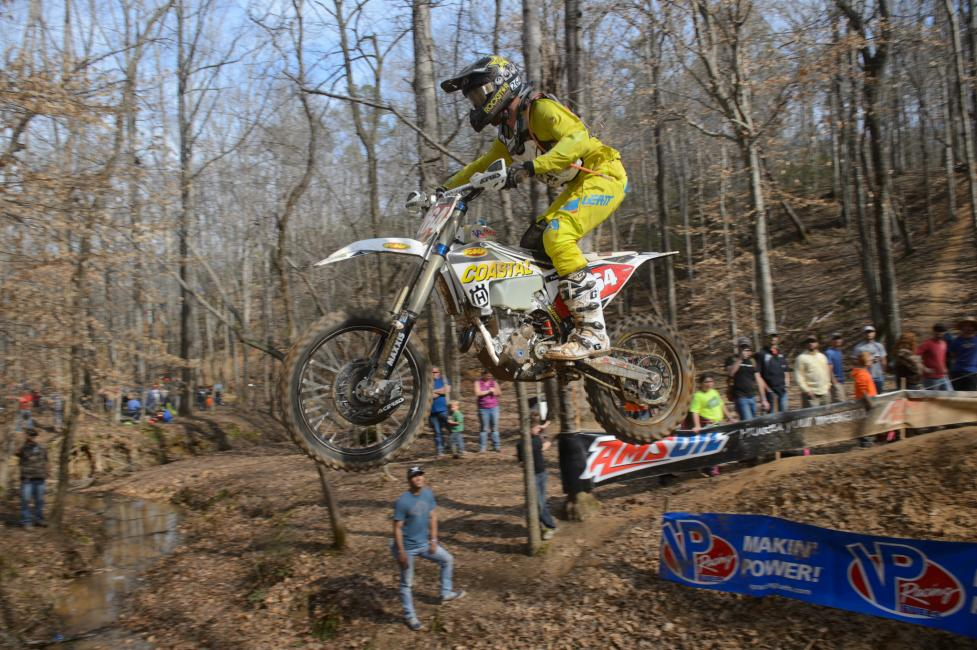 After battling with injuries last season, Ryan Sipes proved that he will be a championship contender.