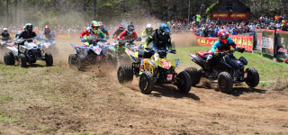 Walker Fowler Returns to the Center of the Box at the FMF Steele Creek GNCC