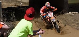 Kailub Russell Comes Out On Top with FMF Steele Creek GNCC Overall Win