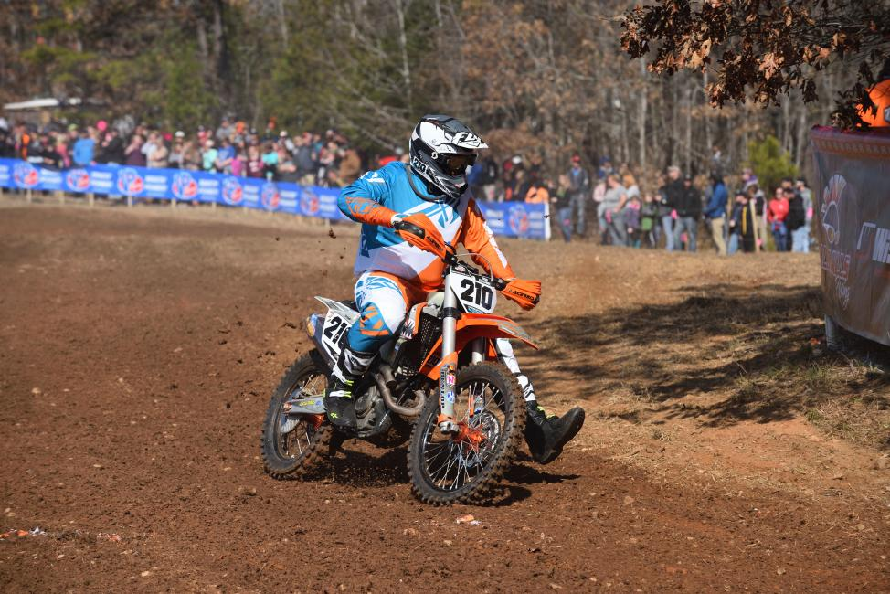Kirchner had his best finish of the season at round 3 with an 8th in his class and 62nd overall.