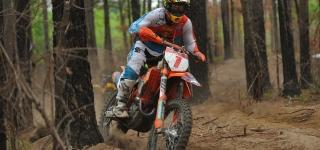 Kailub Russell Wins CST Tires Camp Coker Bullet GNCC