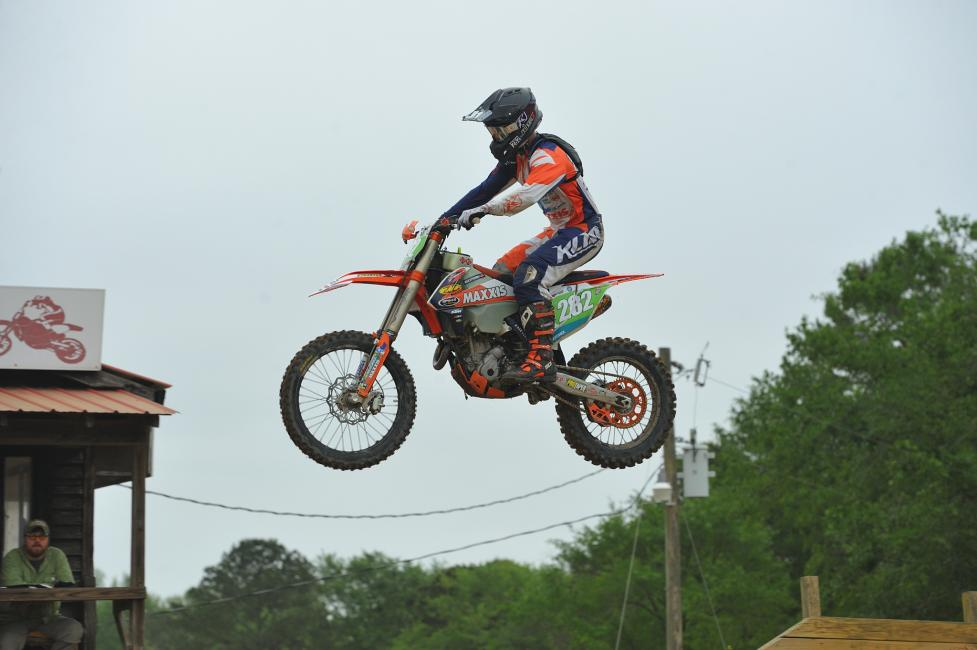 Mike Witkowski heads into the X-Factor GNCC ranked third in the XC2 250 Pro class.