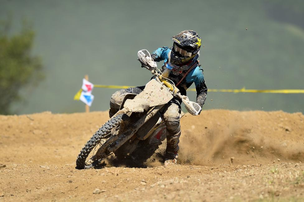 After a five-round podium hiatus, Ryan Sipes excelled with second overall.