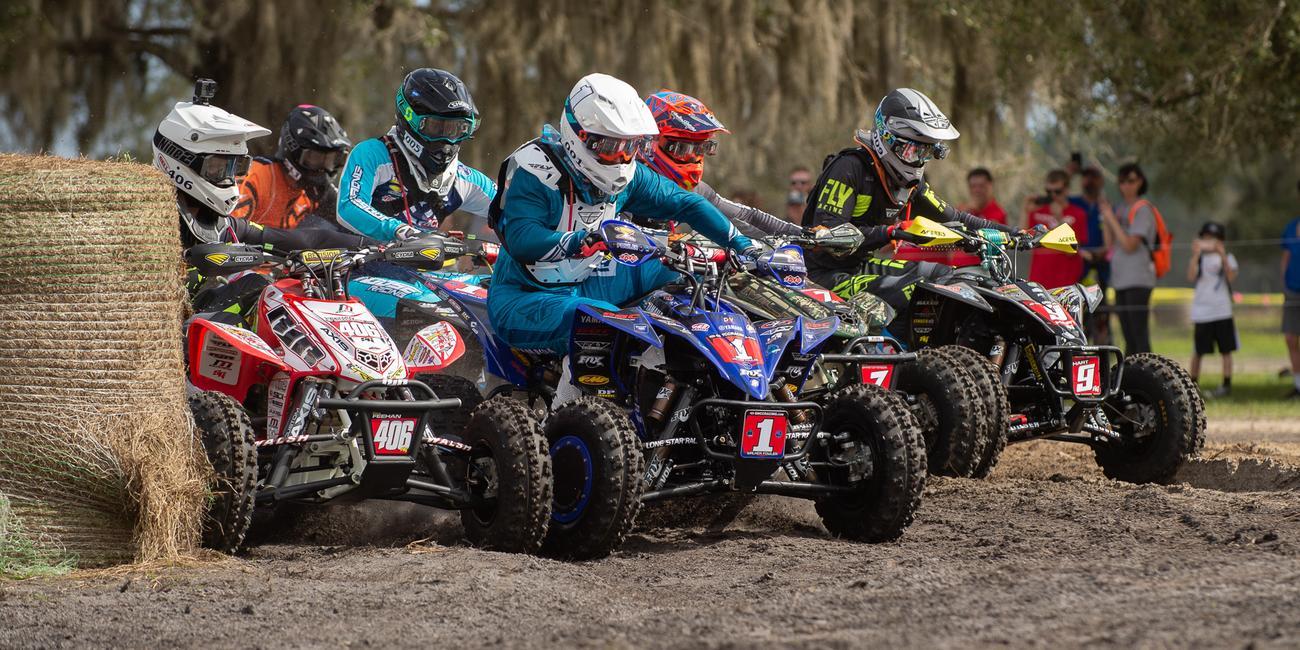 Video Report: Wild Boar ATV - GNCC Racing