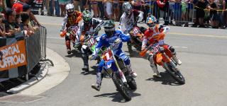 Watch Snowshoe GNCC Bikes on NBC Sports Network
