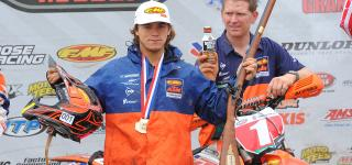 Spoiler Alert: Kailub Russell Wins The Maxxis General GNCC