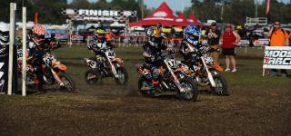 Round 2 of Micro Racing Showcased at Steele Creek GNCC