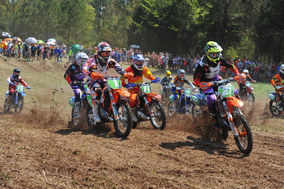 The XC2 Pro Lites Class has showcased three winners in four rounds so far this season