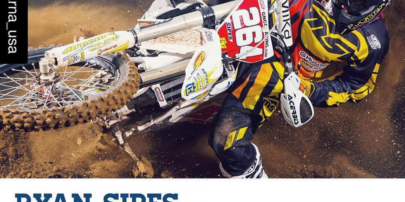 Ryan Sipes Claims ISDE Overall Win