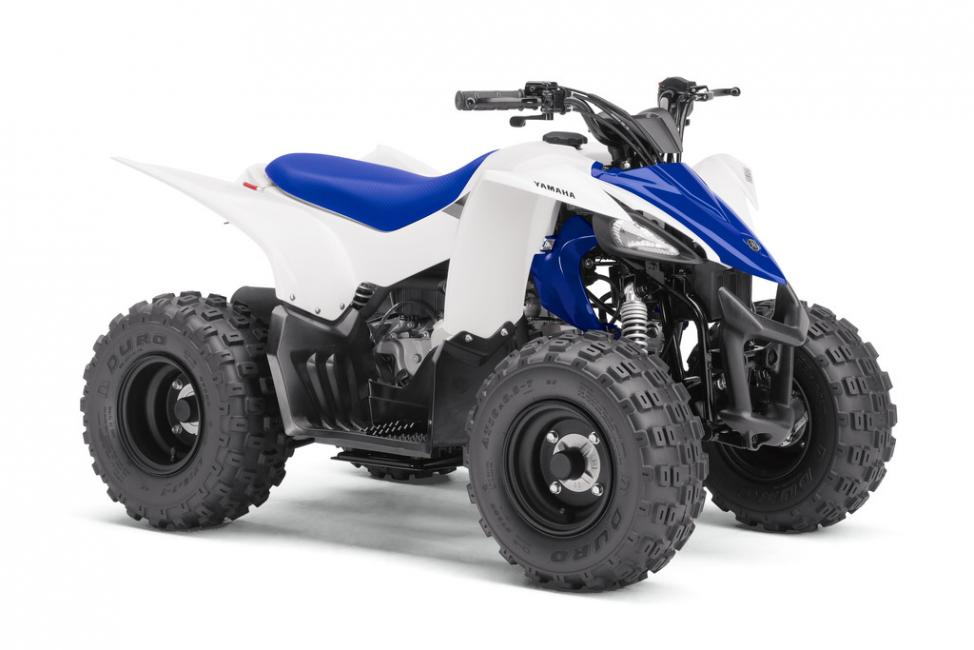 Yamaha Is Also Coming Out With A New Youth Atv Photo Courtesy Of