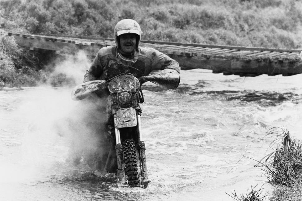 Here's a cool photo from the 1981 Blackwater 100!