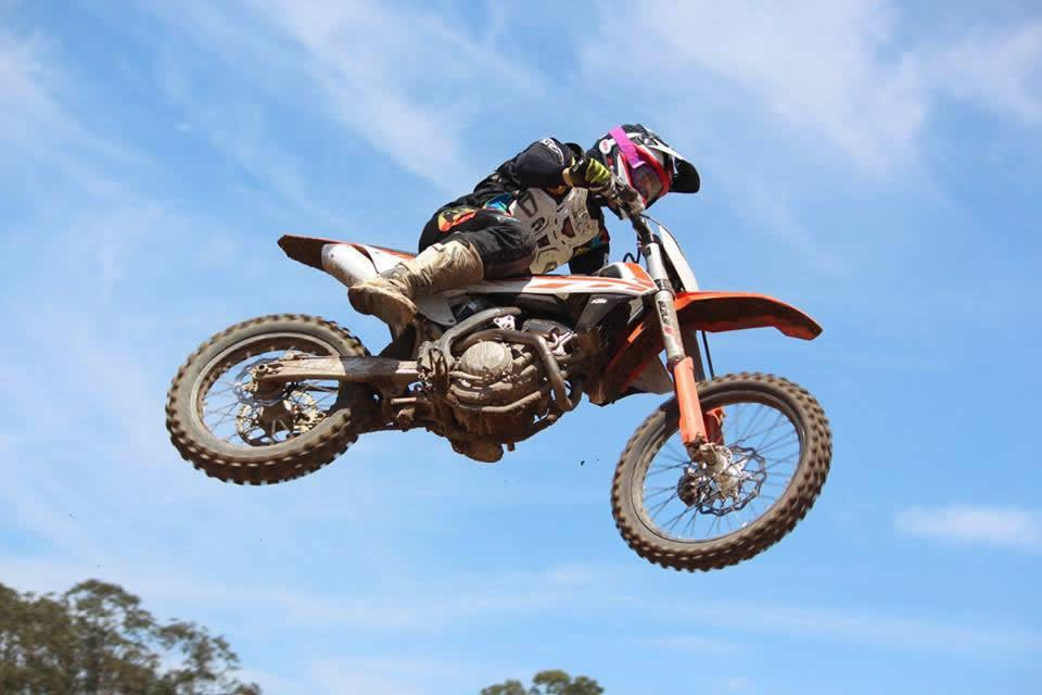 Aussie motocross ace, Mackenzie Tricker turns her focus to the US GNCC competition in 2017 with KTM.