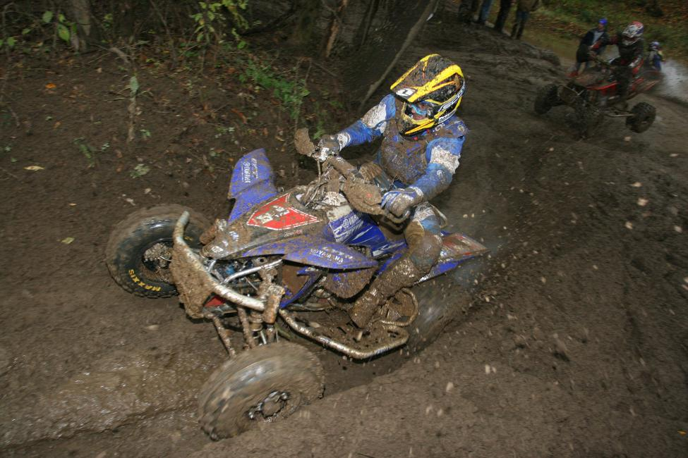 Last but not least, here's Bill Ballance at the 2007 Ironman GNCC.