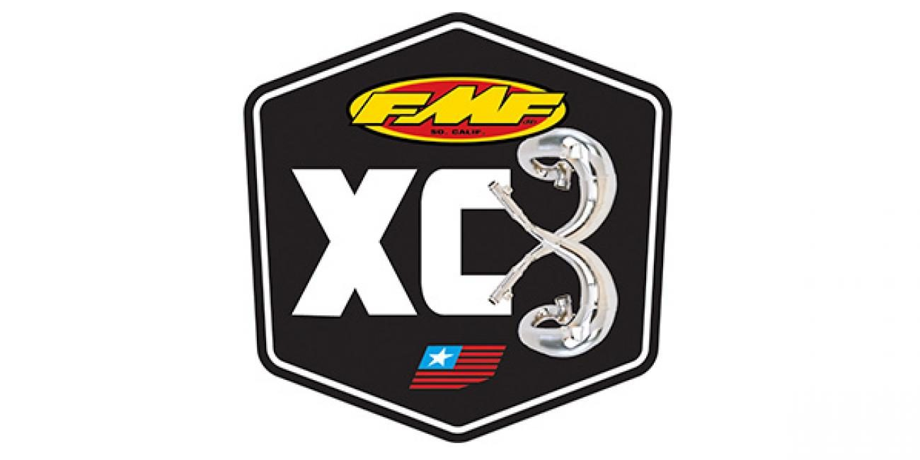 FMF Racing Named Class Sponsor for XC3 125 Pro-Am Class