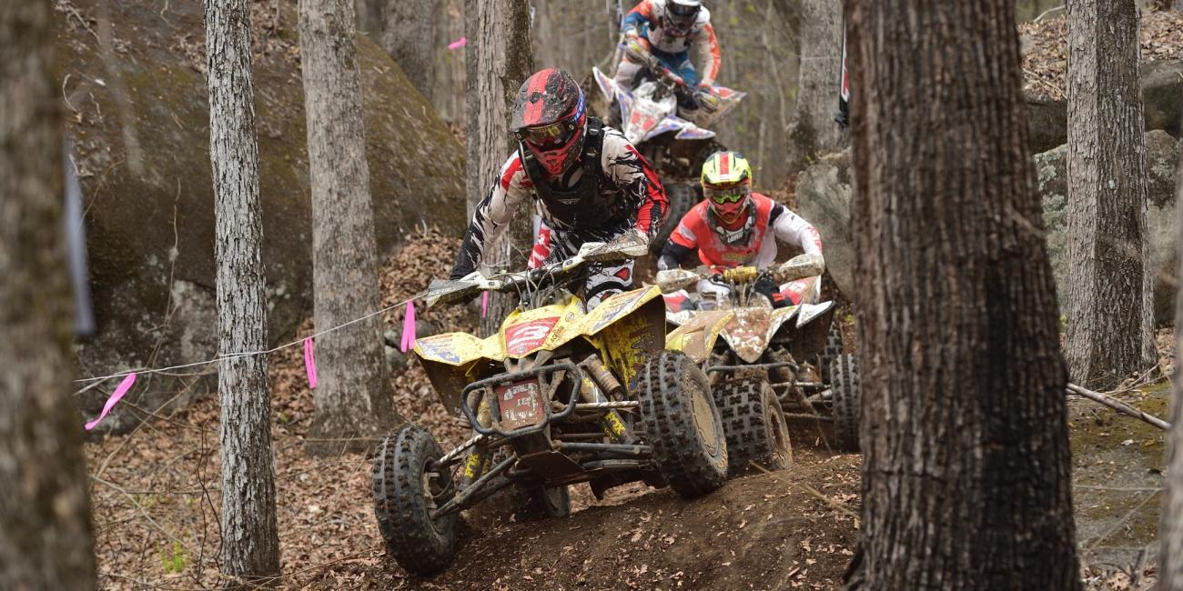 Walker Fowler Comes from Behind to Capture the Maxxis Cannonball GNCC Overall Win