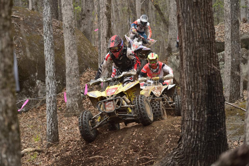 The Maxxis Cannonball GNCC witnessed the best racing action of the entire season.