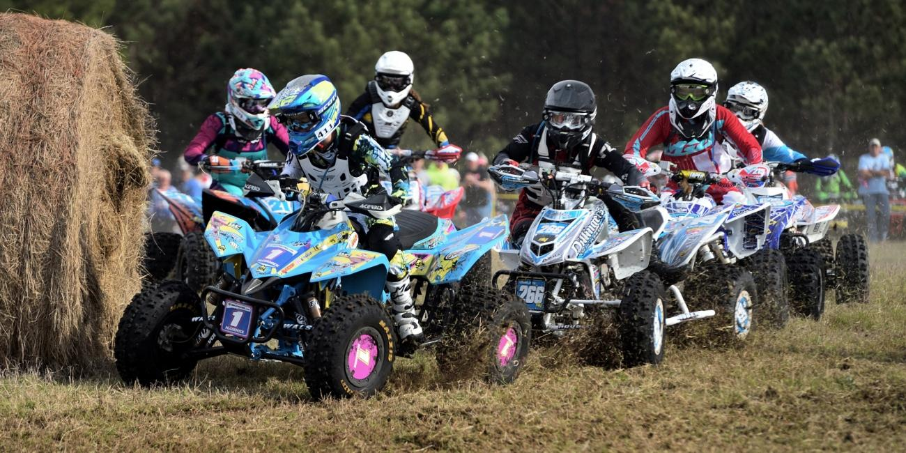 Photo Gallery: Cannonball Morning ATVs