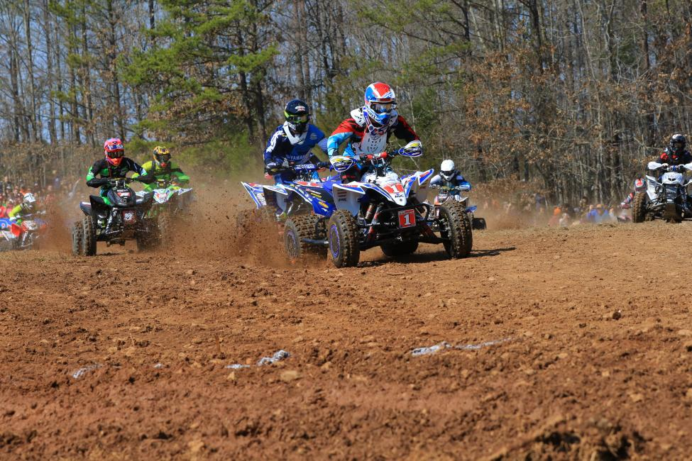 At Cannonball, the XC1 ATV boys had their closest race thus far in 2017. What will round four bring?
