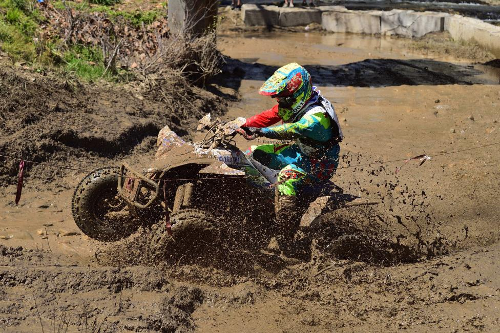 Walker Fowler raced his way to his fourth-straight win at the FMF Steele Creek GNCC.