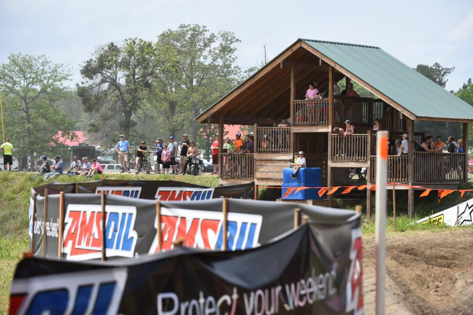 With swimming holes, a rope swing and plenty of fishing, the Camp Coker Bullet GNCC is a one-of-a-kind event.