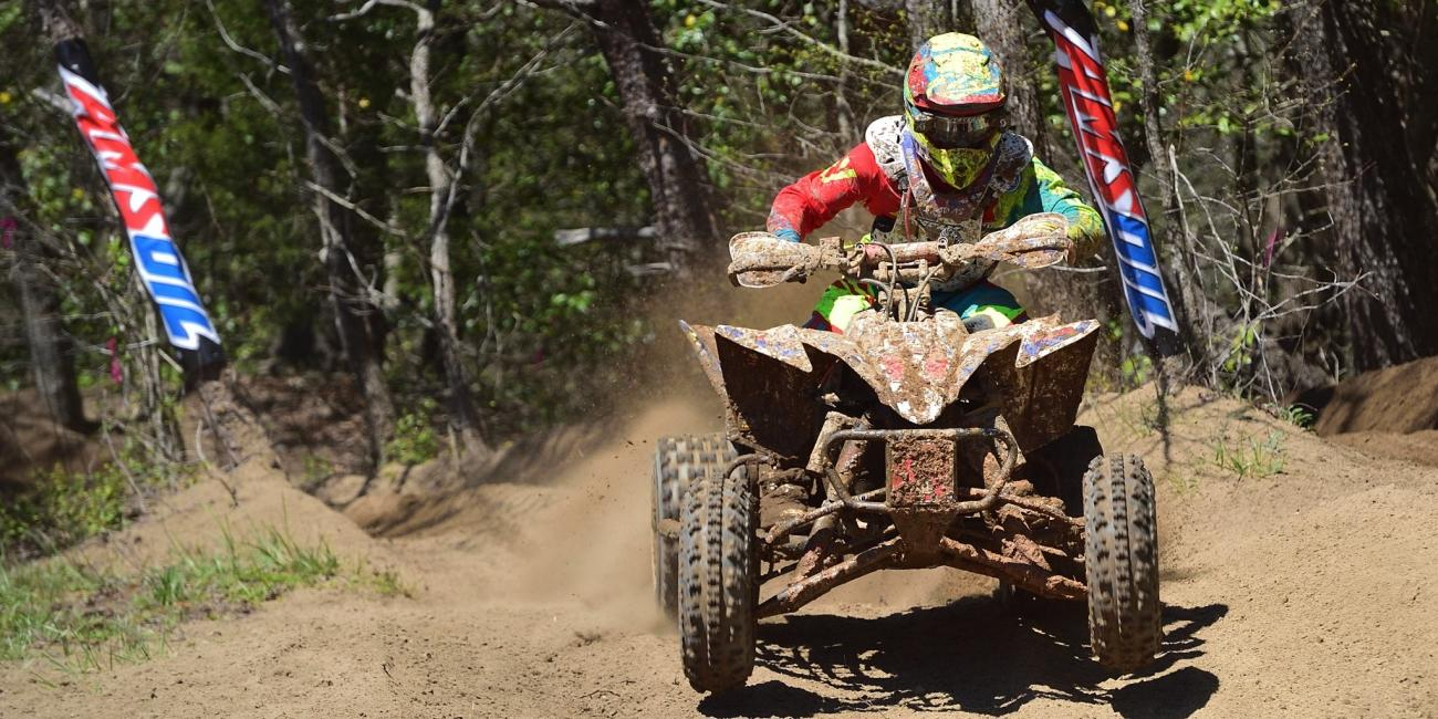 Walker Fowler Gunning for Five-in-a-Row at CST Tires Camp Coker Bullet GNCC