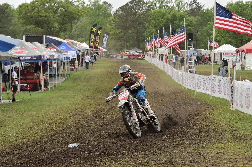 Thad Duvall has been topping the charts in multiple other series, and looks to do the same at the X-Factor GNCC this weekend.