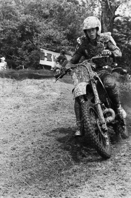 Nine-time GNCC champion Ed Lojak has been nominated for the AMA Hall of Fame! AMA Lifetime Members are eligible to vote, so if you're an AMA Lifetime Member, check your email for details!