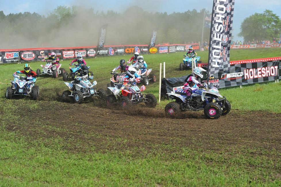 There's exciting racing action all throughout the GNCC ranks, including the WXC classes!