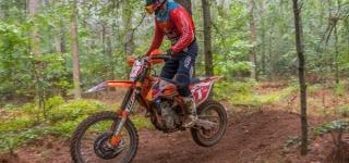 KTM Riders Score Top Five Finishes At The Cherokee National Enduro